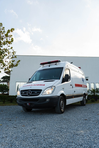 Mercedes-benz Sprinter Van 2016 2.2 Cdi 415