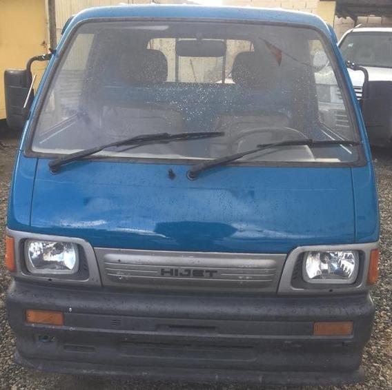 Daihatsu Hijet 1998, Con Alarma Gas Y Gasolina