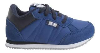 Zapatillas Topper Theo Bebe Azul Classic 9987