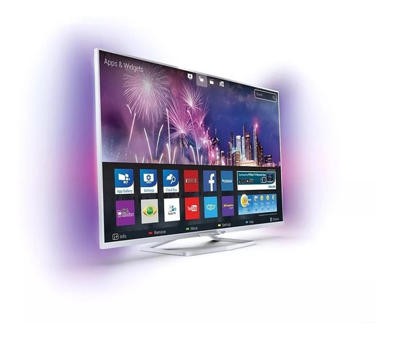 Smart Tv Philips - 3d Led 42 Polegadas