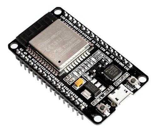 Tarjeta De Desarrollo Esp Wroom 32 Esp322 Wifi Bluetooth