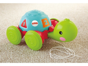 Empurra Tartaruga - Fisher Price
