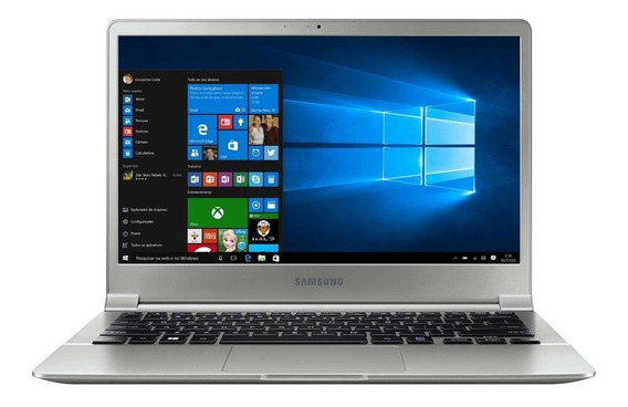 Notebook Samsung Style S50 Np900x3j-kv1br Intel Core I5 8gb