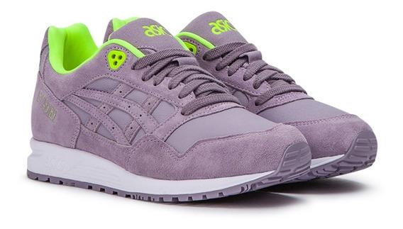 Promoção! Tênis Asics Gel Saga - Lavender #35