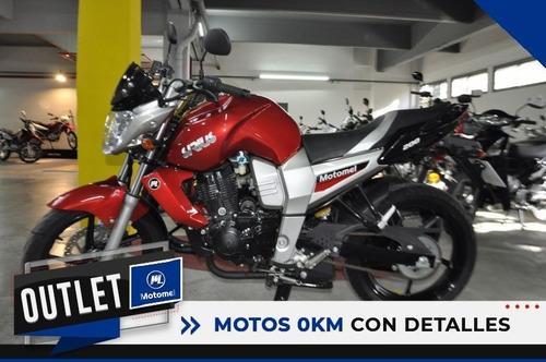 Motomel Sirius 200 Outlet M 0km Con Detalles Cg 150