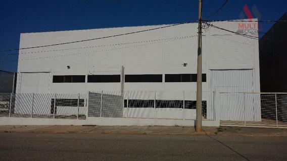 Galpão Industrial Para Locação, Cajuru Do Sul, Sorocaba. - Ga0142