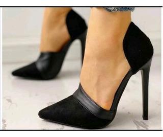 Zapatos Agutier Tacos De Dama