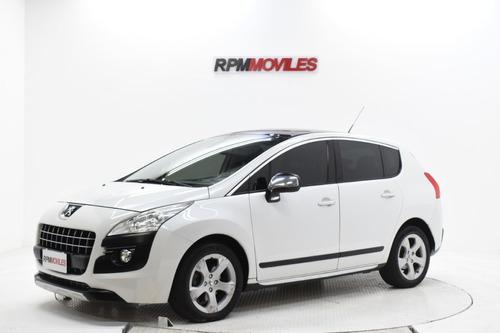 Peugeot 3008 Premium Plus Tiptronic 2011 Rpm Moviles