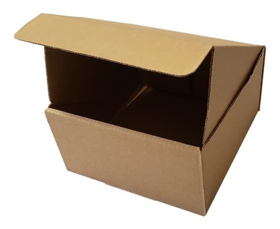 50 Caixas De Papelão 15x15x8 Correios Mercado Envios Me