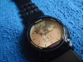 fe83f3515630 Reloj Casio Twincept Abx 68 - Reloj para de Hombre en Mercado Libre ...