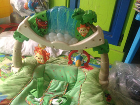 Silla Mecedora Vibradora Fisher Price Bebes