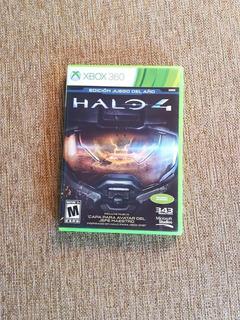Halo 4 Xbox 360 . Envios A Todo Chile Gratis.