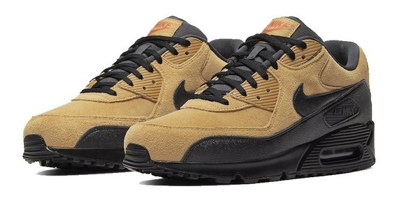 Zapatillas Nike Air Max 90 Essential Brown - Hombre