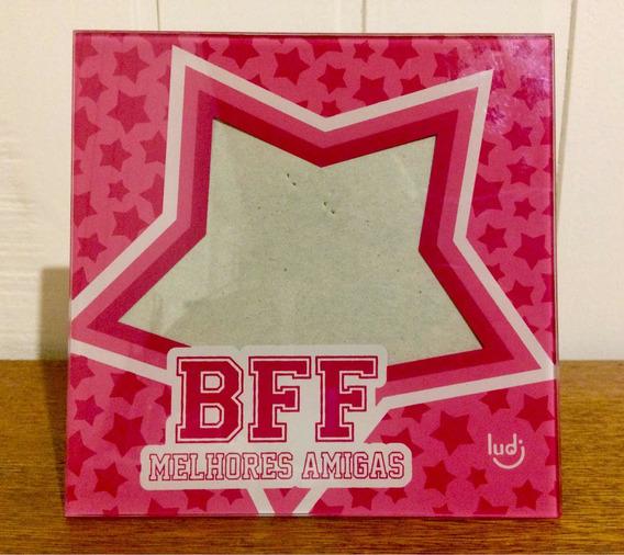 Porta-retrato De Vidro - Bff - Best Friends Forever