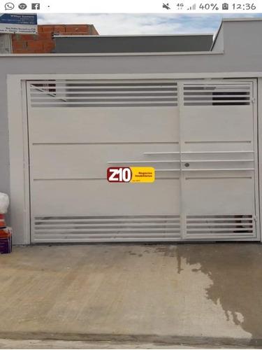 Casa Para Venda No Residencial Veneza-  Na Z10 Imóveis Indaiatuba/sp - Ca09400 - 69413023