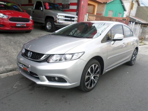 Honda Civic Lxr Aut Flex 2015