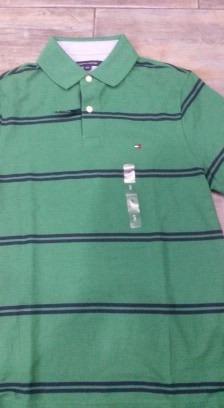 Camiseta Tommy Hilfiger De Hombre 100% Original Talla Small