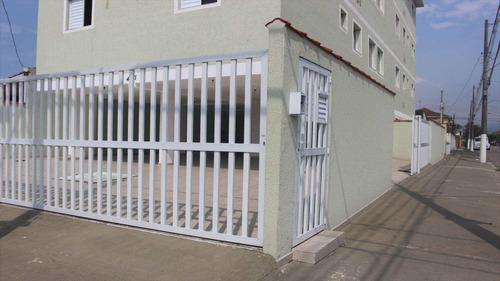 Imagem 1 de 4 de Apartamento Com 1 Dorm, Vila Nossa Senhora De Fátima, São Vicente - R$ 170 Mil, Cod: 212 - V212
