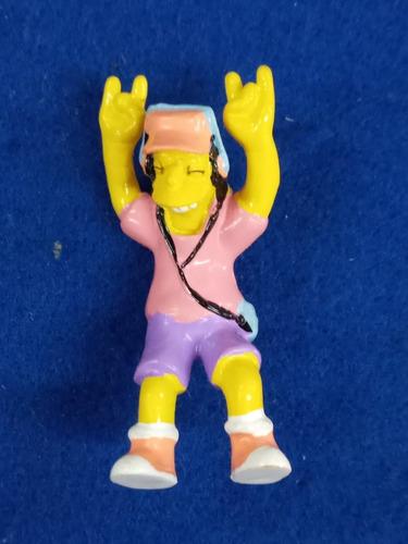 Otto * Los Simpson * Coleccion Jack Grande *