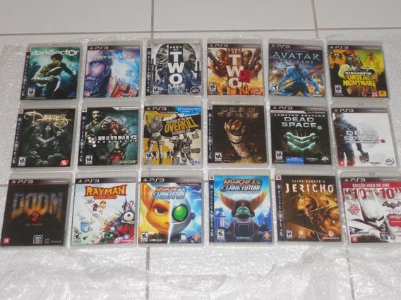 Coleção - 16 Jogos - Ps3 - Dead Space
