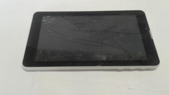Tablet Qbex Usado Com Touch Quebrado Apenas Aparelho