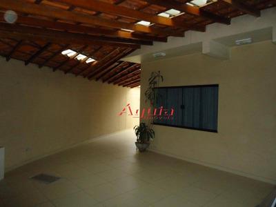 Sobrado Com 4 Dormitórios À Venda, 250 M² Por R$ 680.000 - Parque Das Nações - Santo André/sp - So1022