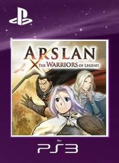 Arslan The Warriors Of Legend Ps3