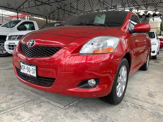 Toyota Yaris 1.5 Sedan Premium Aa Ee Ra At 2010