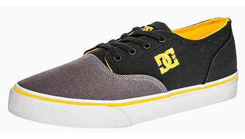 Tenis Hombre Pk 73913 Dc Shoes Negro