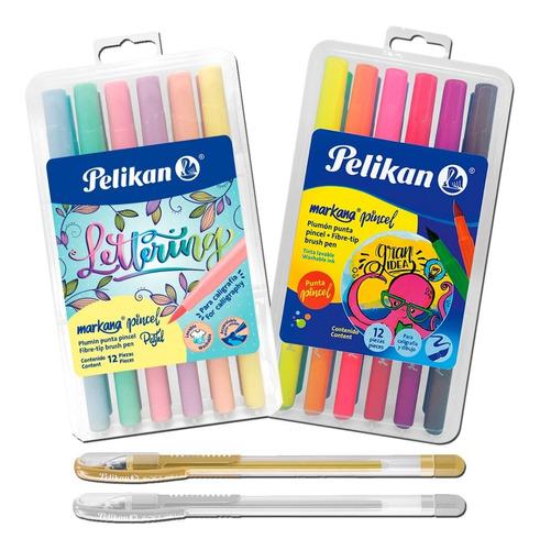 Kit Lettering Pelikan
