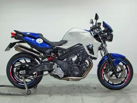 Bmw - F 800 R - 2014 Azul