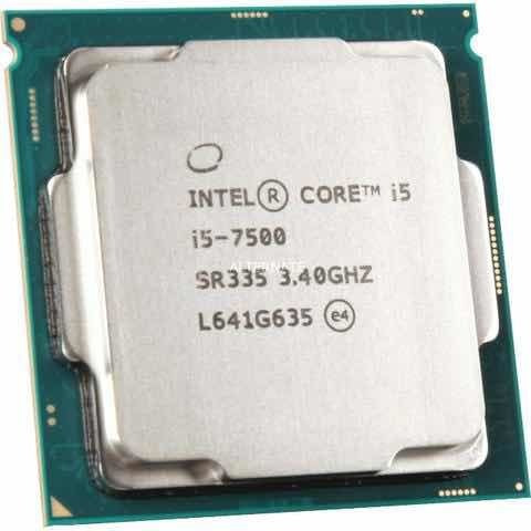 Processador Intel Core I5 7500 3,4 Ghz Lga 1151 Oem Garantia