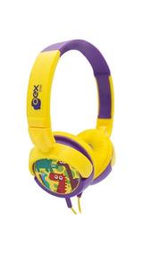 Fone De Ouvido Headphone Oex Kids Infantil Hp300 Hp301