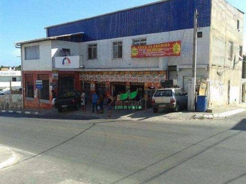 Prédio Comercial À Venda, Centro, Lauro De Freitas - Pr0006. - Pr0006