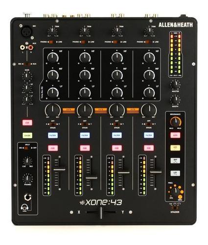 Imagen 1 de 1 de Allen & Heath Xone43 4-channel Dj Mixer