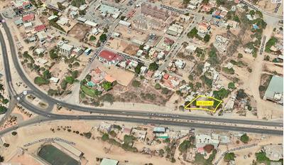 Magnífico Terreno Comercial Frente Y En San Jose Del Cabo