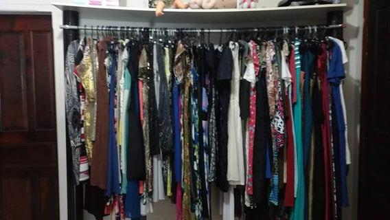 Vestidos Usados (10 Peças) Tamanhos P/m