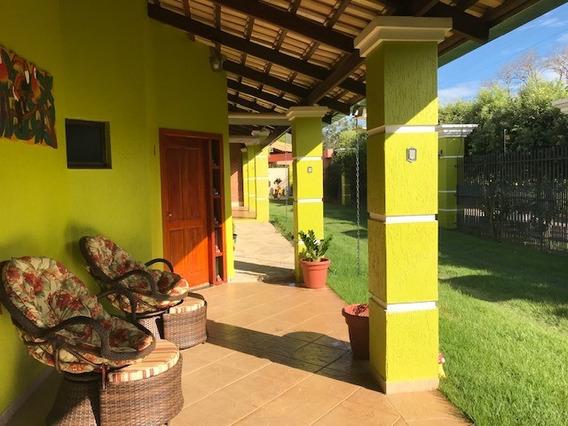 06033 - Casa De Condominio 4 Dorms. (4 Suítes), Esplanada - Rio Quente/go - 6033