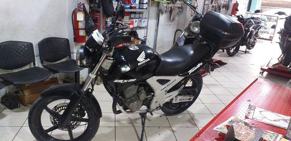 Moto Honda Cbx 250 Twister De Ocasion De Remate