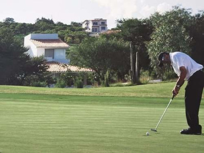 Tv253 - Dentro De Exclusivo Club De Golf.