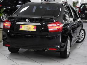 Honda City 1.5 Flex Lx Automático 2013