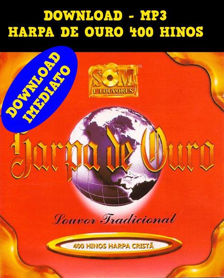 Download - 400 Hinos Harpa Crista + 300 Play Back