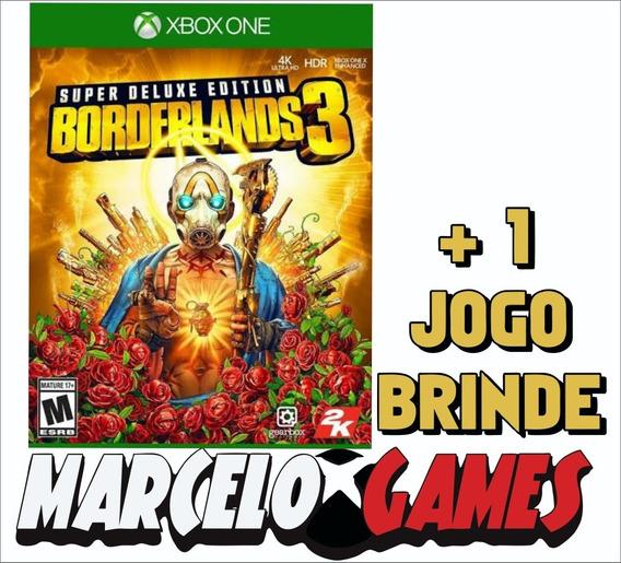 Borderlands 3 Super Deluxe Edition Xbox One Midia Digital