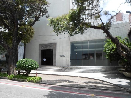 Sala Para Alugar Na Cidade De Fortaleza-ce - L12875
