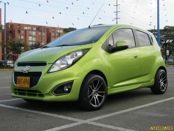 Chevrolet Spark Gt Ltz 1200cc Aa Ab Mt