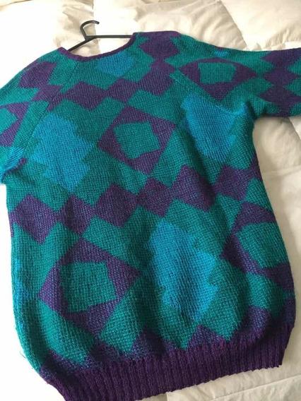 Maxi Sweater Retro Unisex