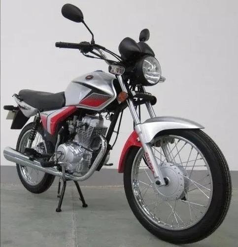 Gilera Vc 150cc Vs - Motozuni V. Lopéz