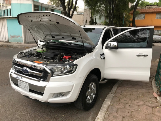 Ford Ranger 4x4 Automatica 2017