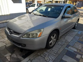 Honda Accord 3.0 Ex-l V6 2005