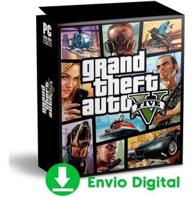 Gta 5 Pc Em Português Completo Atualizado Envio Agora 2019